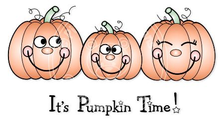 pumpkin time …